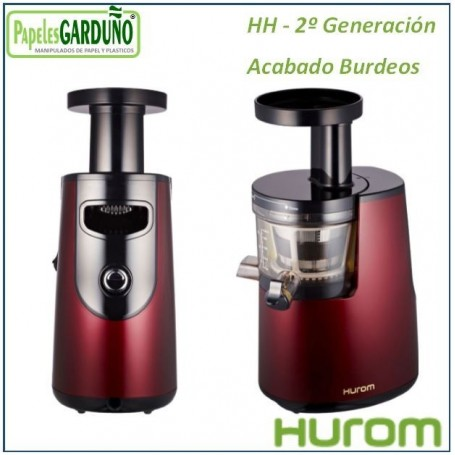 Extractor Jugos HH-2G HUROM