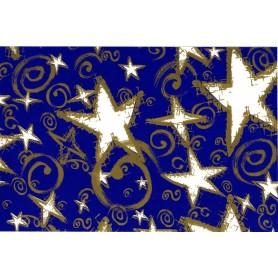 Papel Regalo Estrellas 62