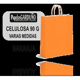 Bolsas Celulosa 90 Asa Rizada Color