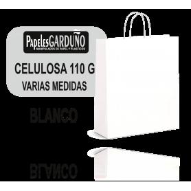 BOLSAS CELULOSA 110 ASA RETORCIDA