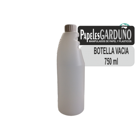 BOTELLA 750 CC