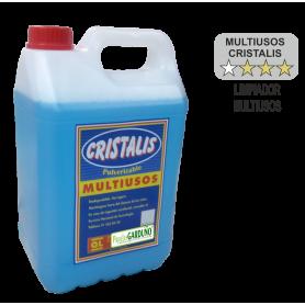 Multiusos Limpiacristales Cristalis