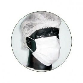 Mascarilla de polipropileno - Blanco
