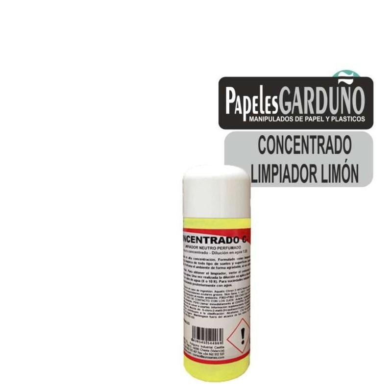 Limpiador neutro limón concentrado Low cost C2 250ml