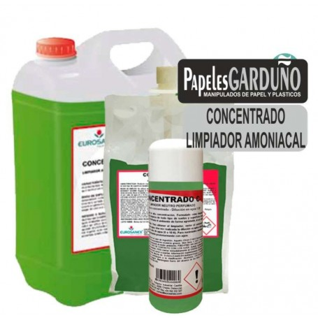 Limpiador amoniacal concentrado Low cost C3