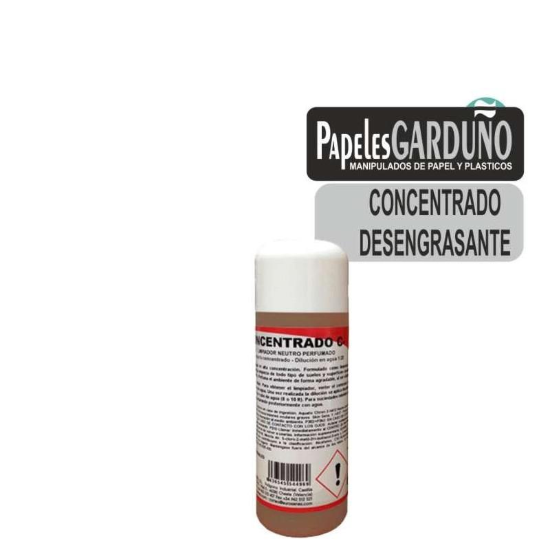 Desengrasante concentrado low cost C4 250ml
