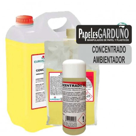 Ambientador perfumado concentrado low cost C6