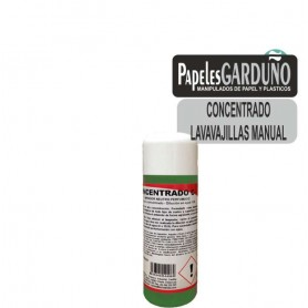 Lavajillas manual concentrado low cost C9 250ml