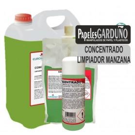 Limpiador neutro de manzana concentrado low cost C10
