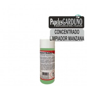 Limpiador neutro de manzana concentrado low cost C10 250 ml