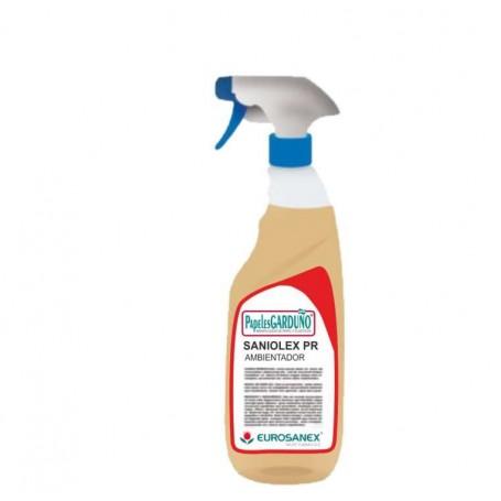 Ambientador Masculino Clásico SANIOLEX PR - 750 ml