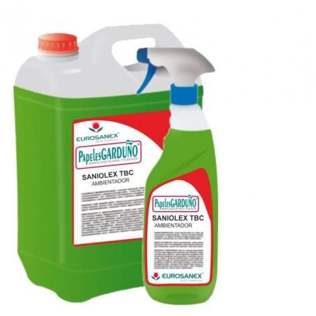 Ambientador Antitabaco SANIOLEX TBC