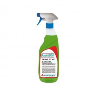 Ambientador de Baño SANIOLEX MANZANA - 750 ml