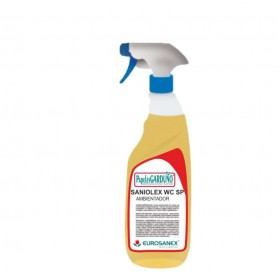 Ambientador de Baño Intenso SANIOLEX SP - 750 ml