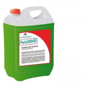 Aromatizador Eucalipto SANIOLEX SAUNA - 5 litros