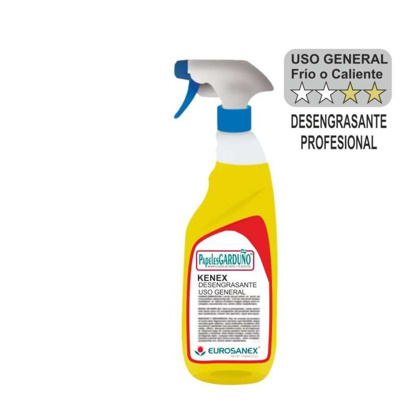 Desengrasante Uso General KENEX - 750 ml