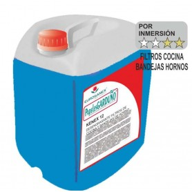 Limpiador Filtros de Cocina KENEX 12 - garrafa de 10 litros