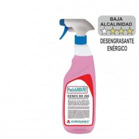 Desengrasante Baja Alcalinidad KENEX BS200 - 750 ml