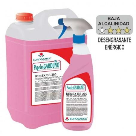 Desengrasante Baja Alcalinidad KENEX BS200