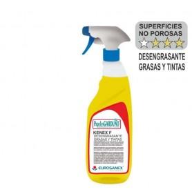 Limpiador Desengrasante Tintas KENEX F - 750 ml