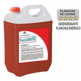 Desengrasante Planchas Enégico KENEX P - garrafa de 5 litros