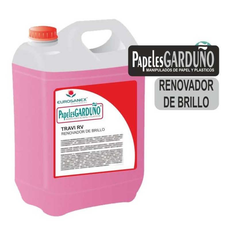 TRAVI RV Renovador de brillo