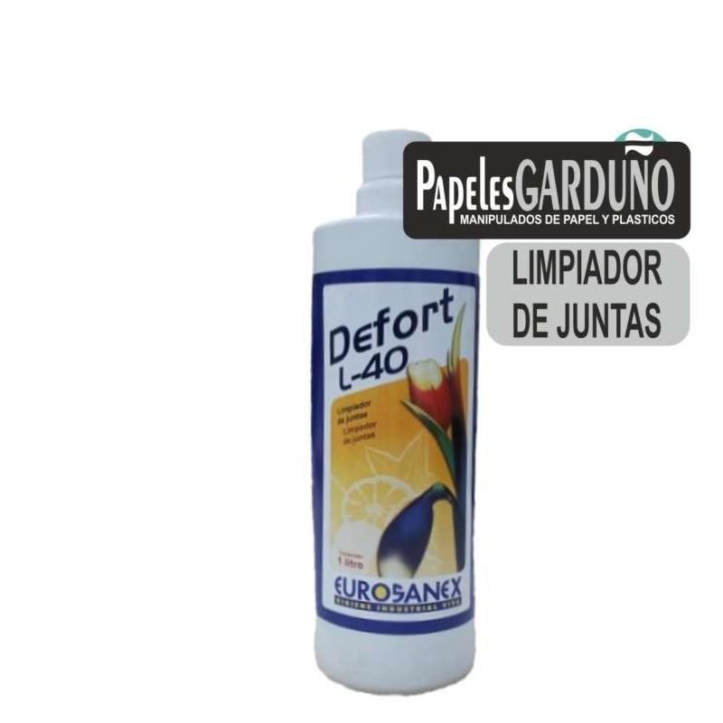 DEFORT L-40 Limpiador de Juntas