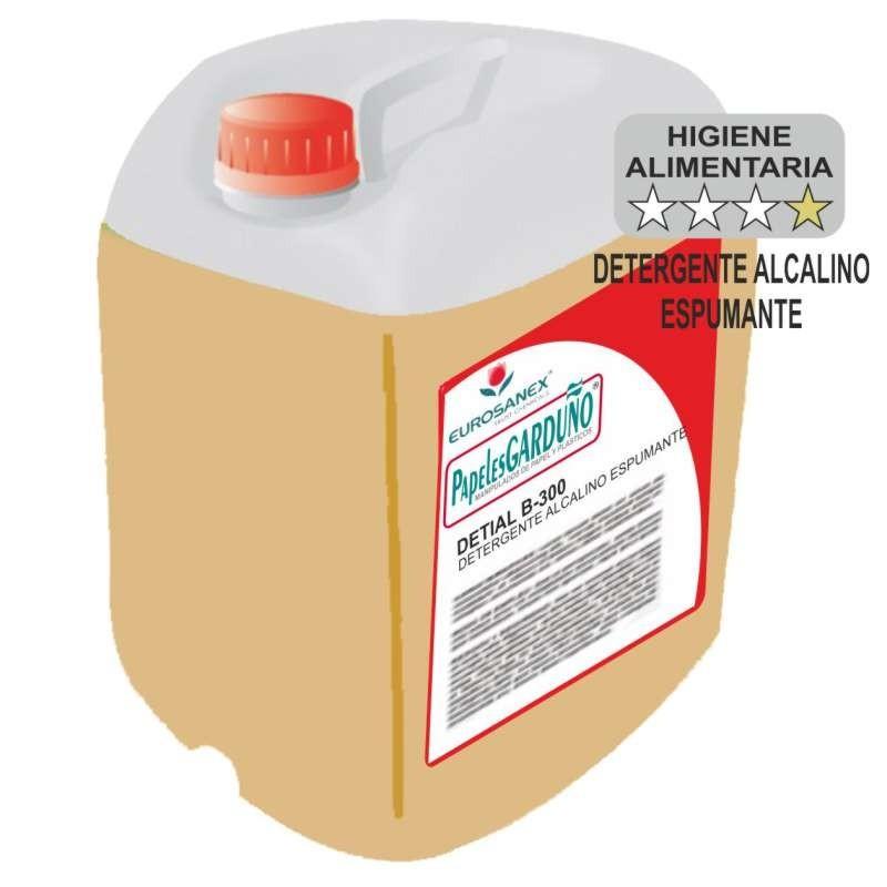 DETIAL B-300 Detergente Alcalino Espumante