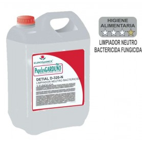 DETIAL D-320-N Limpiador Bactericida Fungicida