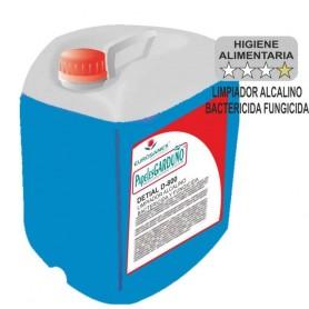 DETIAL D-800 Desengrasante Alcalino Bactericida Fungicida
