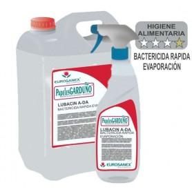 LUBACIN A-DA Bactericida de Evaporación rápida
