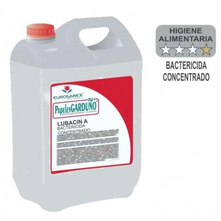 LUBACIN A Bactericida Concentrado