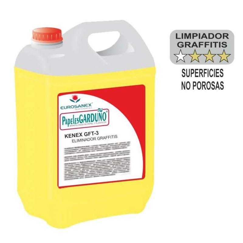 KENEX GFT-3 Elimina Graffitis superficies No Porosas
