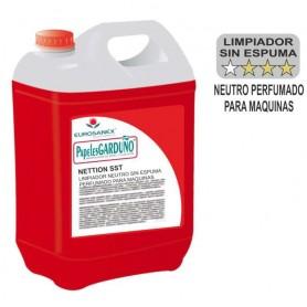 Limpiador Neutro para Maquinas NETTION SST - 5 litros
