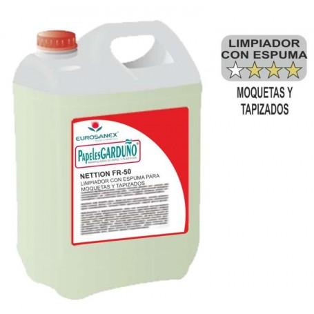 Limpiador Espumante para Tejidos NETTION FR-50