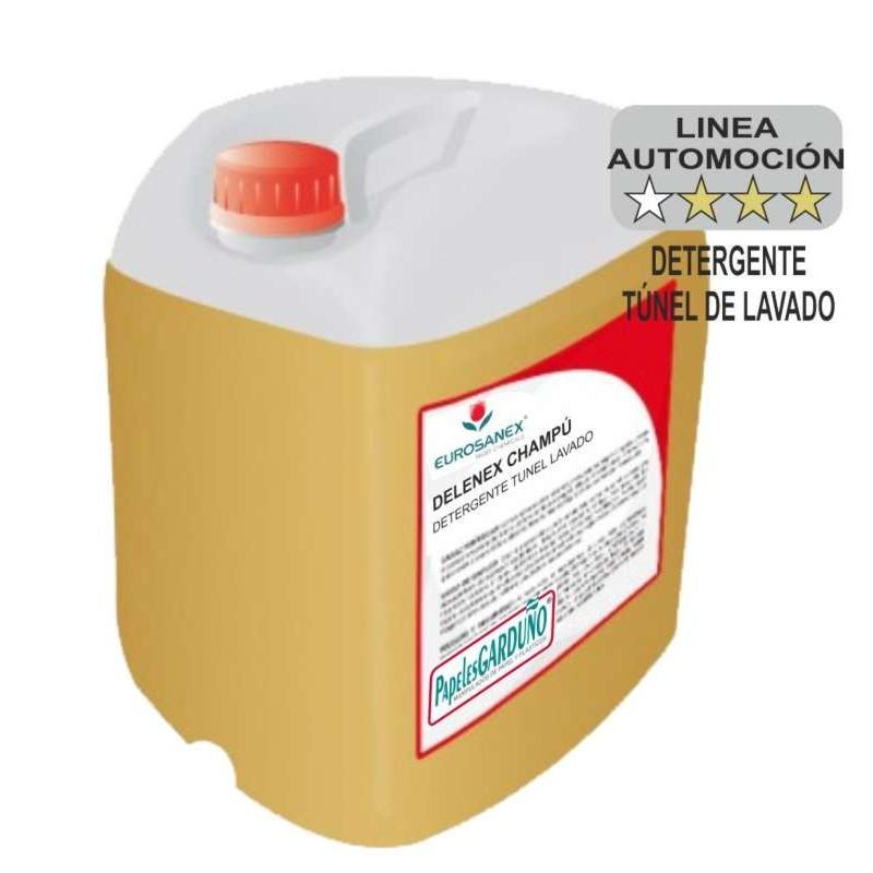 Detergente para vehiculos DELENEX CHAMPU
