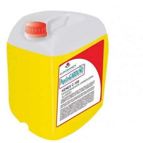 Detergente para carrocerias de aluminio KENEX C-100