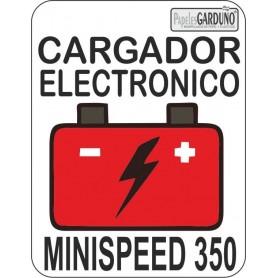 Cargador de baterias MINISPEED 350