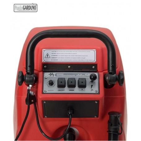Fregadora OMM ELETTRA 500 electrica