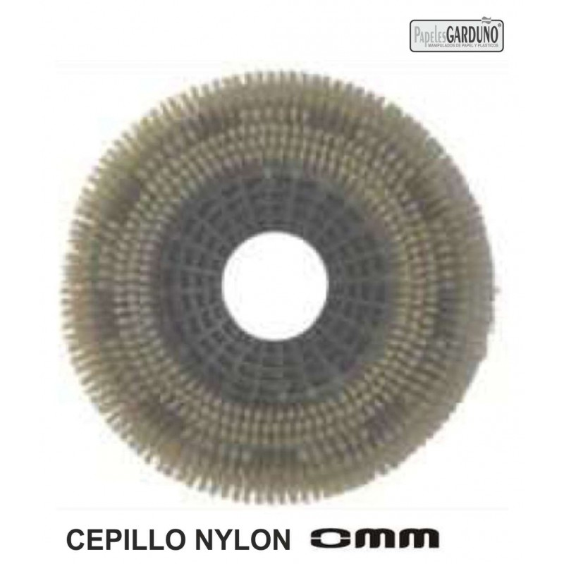 Cepillo Nylon MINISPEED 350