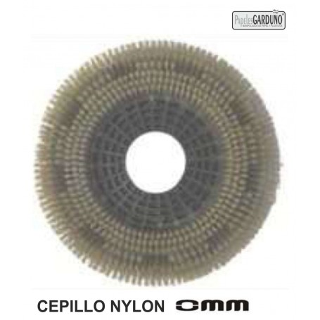 Cepillo Nylon COMPACT 400