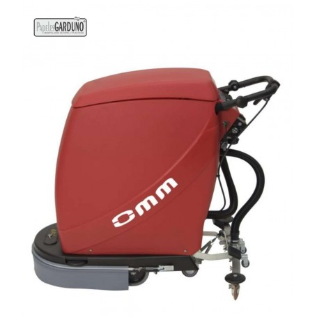 Fregadora OMM COMPACT 430 Traccion