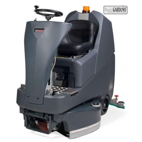 Fregadora Numatic TTV 678 - con conductor
