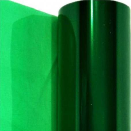Polipropileno translucido color verde