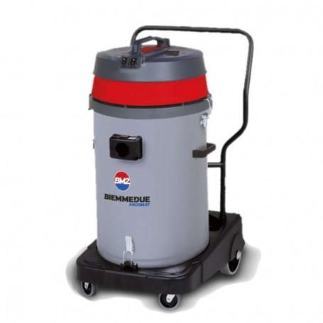 Aspirador para polvo y liquidos SP80 Biemmedue 2 motores