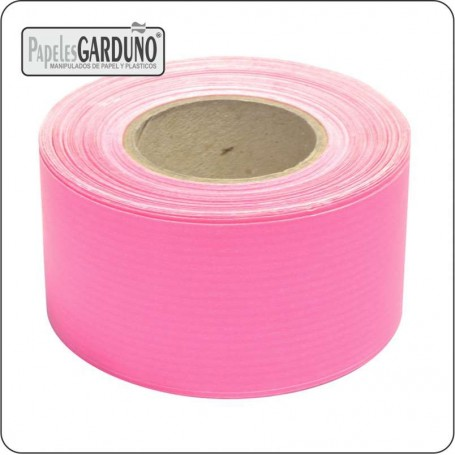 Cinta papel kraft 40 mm color - 50 metros