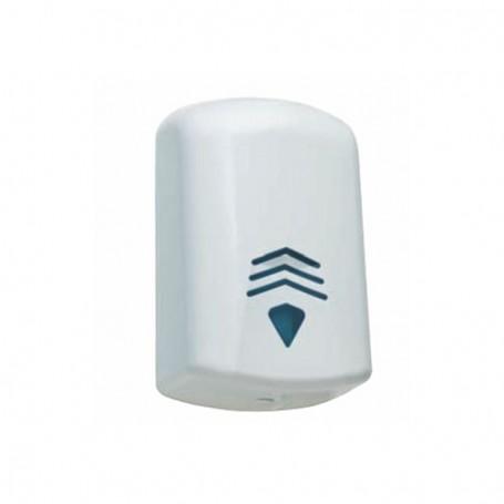 Dosificador de gel 1000 cc SENSOR - ABS Blanco