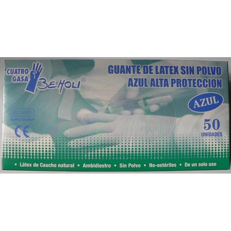 Guantes de latex Alta Proteccion BEHOLI