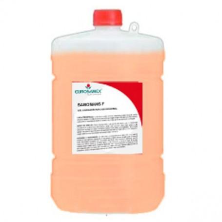 SABOMANS F Gel Desengrasante industrial 4 litros