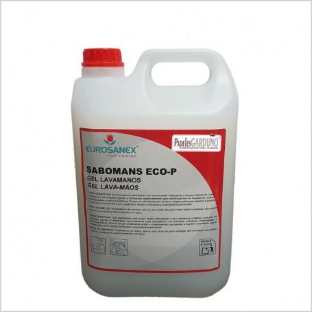 Gel de manos herbáceo SABOMANS ECO-P